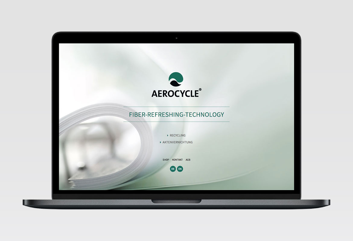 Aerocycle – Website