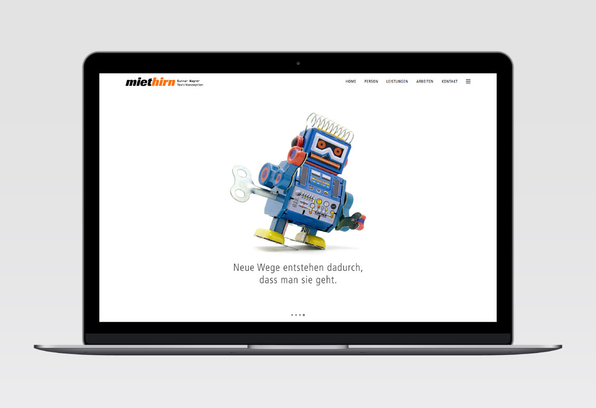 miethirn – Website