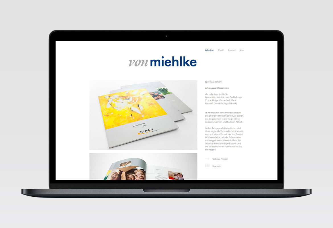 vonmiehlke – Website